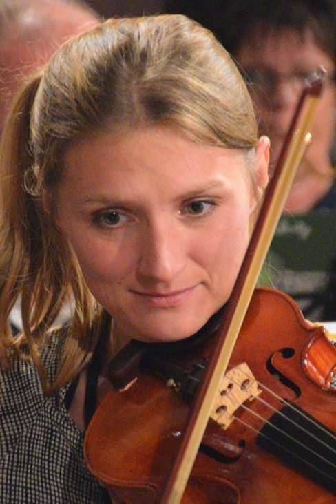 Anne GILLANT - violon