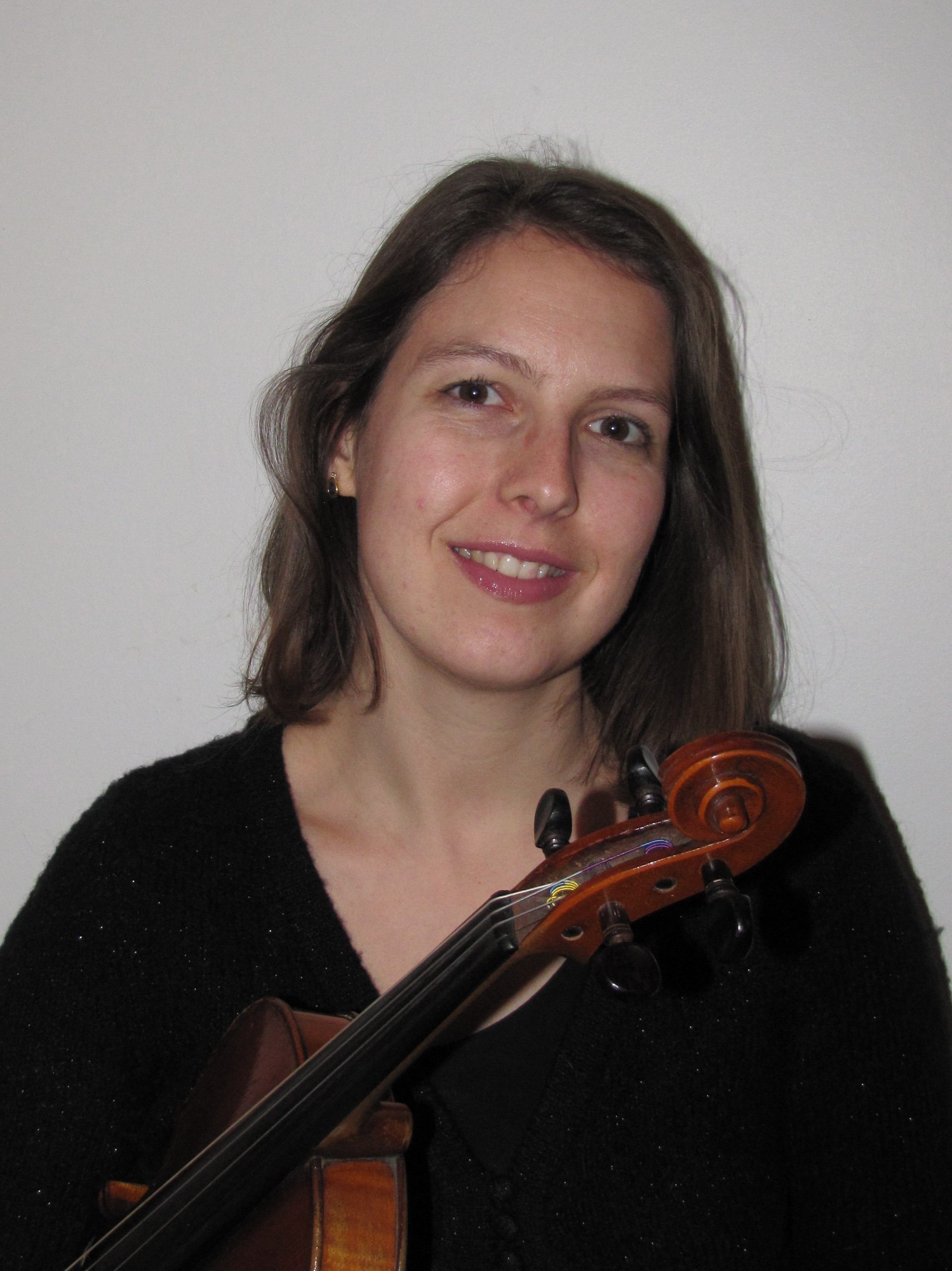Virginie GOURON - violon
