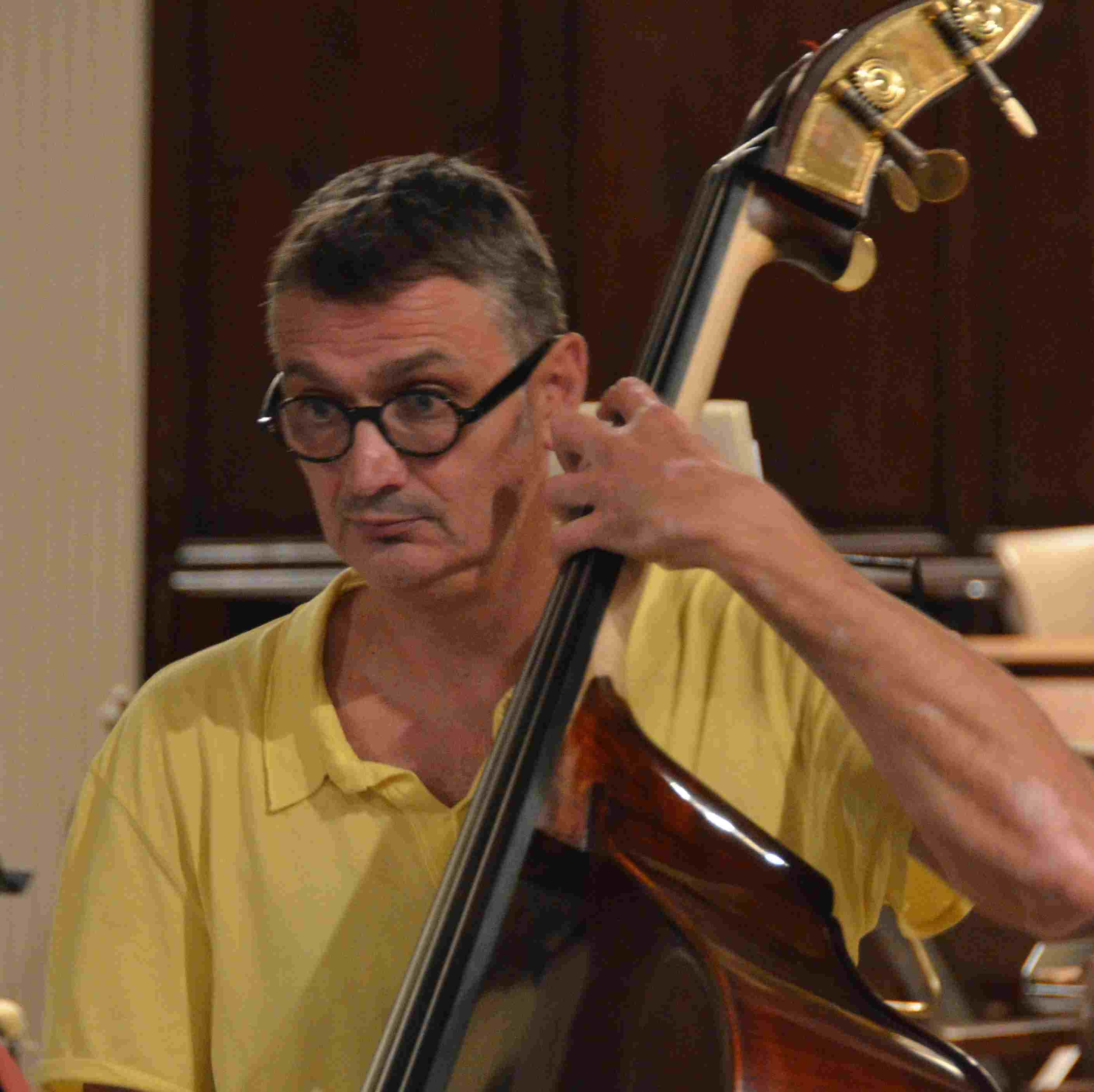 Patrick LAFROGNE - contrebasse