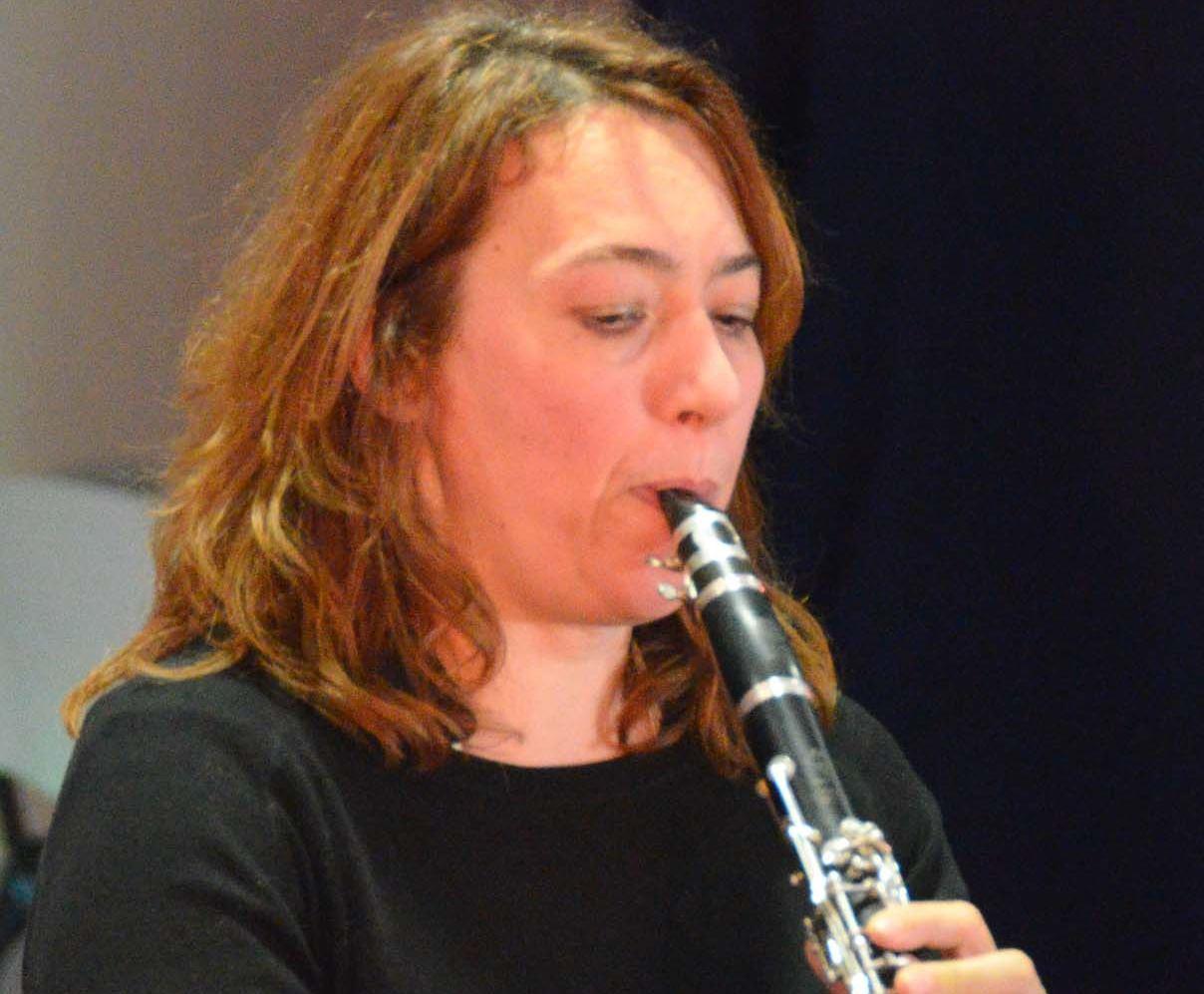 Veronique LERAY - clarinette