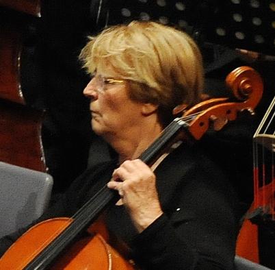 Denise TRONCHETTI - violoncelle