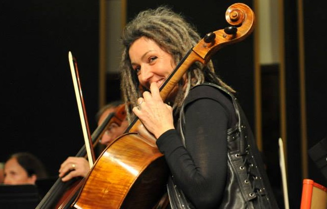Babeth OLLIVIER - violoncelle