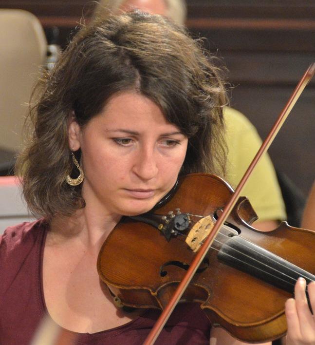 DENBY WILKES Mathilde - violon