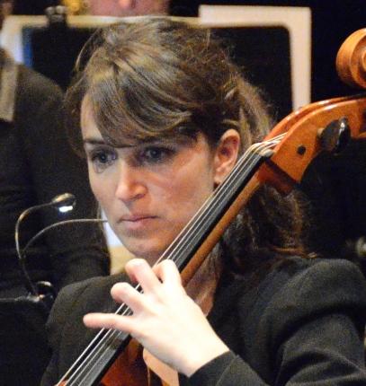 Jeanne BONFORT - violoncelle