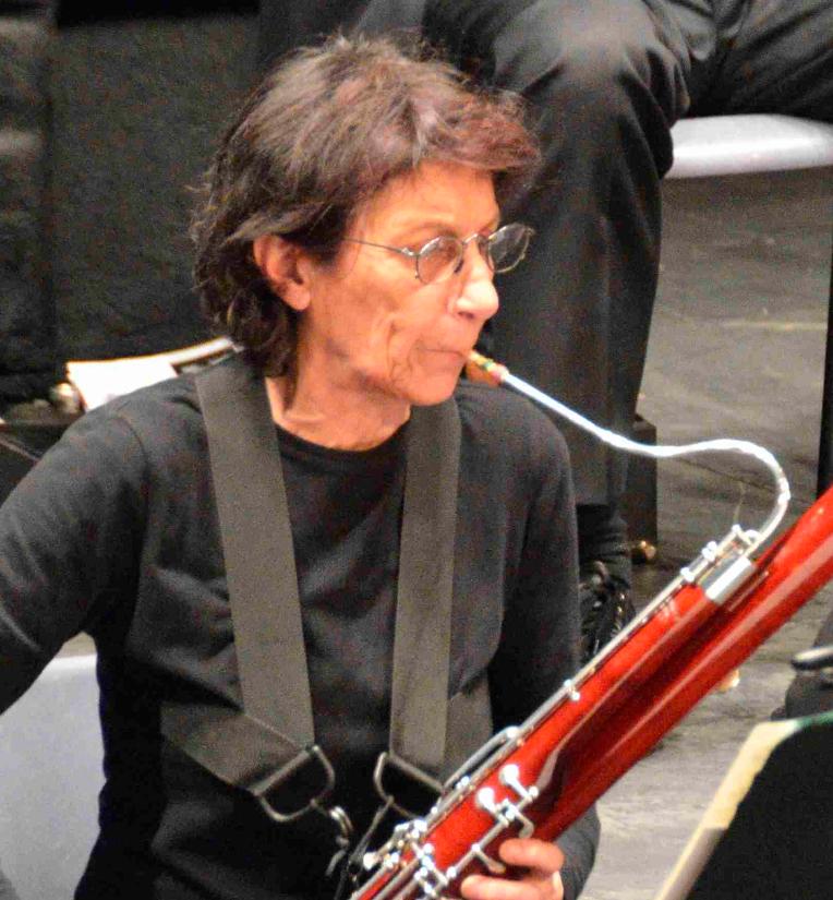 Christine SAUVAIRE - Basson