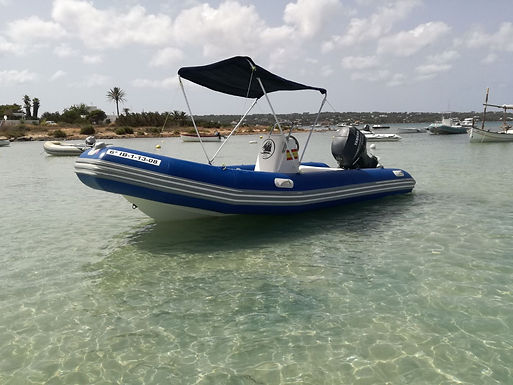 Isla Azul Trece