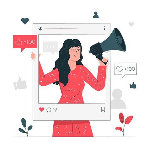 influencer-concept-illustration_114360-6