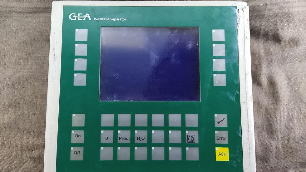SIEMENS GEA 6AV6 642-5DC10-1AC0 OPERATOR PANEL