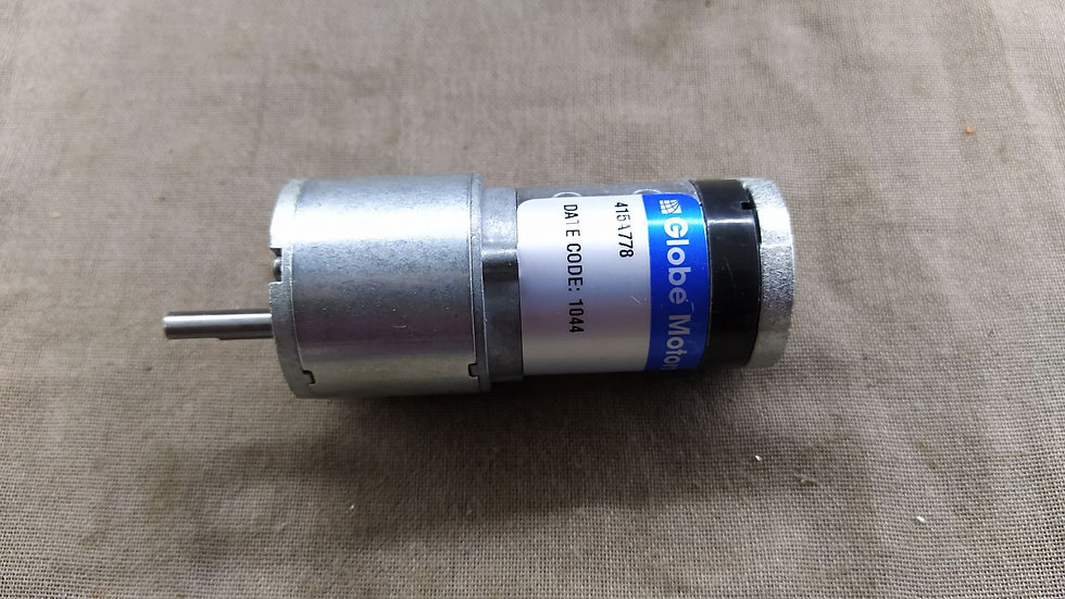GLOBE MOTORS 415A778 MOTOR 24 VDC