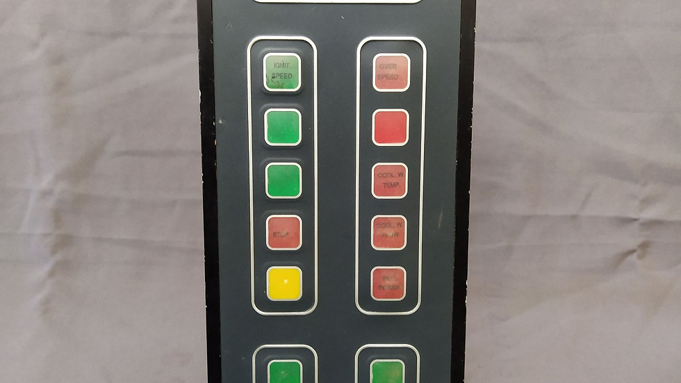 SIEMENS ENGINE CONTROLLER DISPLAY RAFI 3.89200.027/0000-000 - 5.40 551.270-01