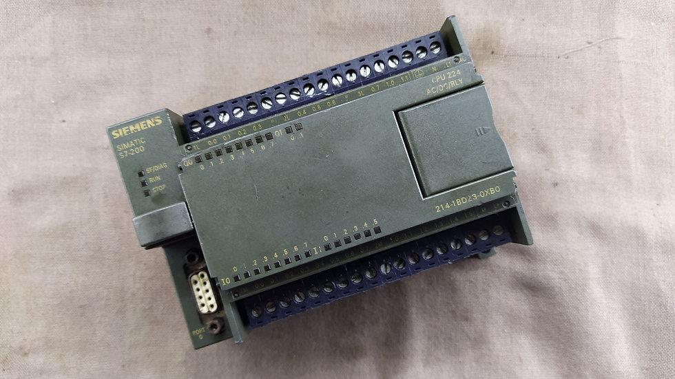SIEMENS 6ES7 214-1BD23-0XB0 SIMATIC S7-200 CPU 224 6ES72141BD230XB0