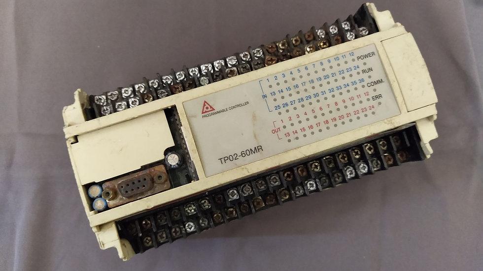 TECO TP02-60MR BASIC MODULE 100-240 VAC TP0260MR