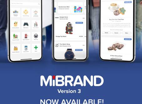 MiBRAND V3 Now Available!