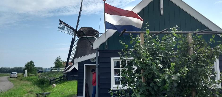 De winkel van De Oude Knegt is, na coronabeperkingen, weer opgesteld voor klanten