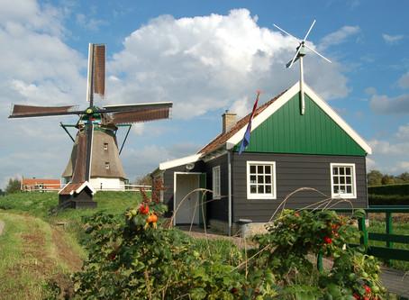 Winkel molen De Oude Knegt gaat online !!