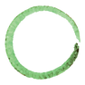 Groen geschilderde Wreath