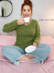 Snack Time Sweater