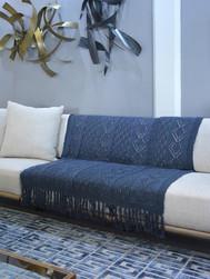 Luau Throw Blanket