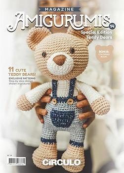 Teddy Bears Amiguirumi Magazine