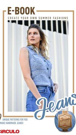 Jeans eBook - 9 unique patterns