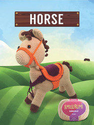 Horse Amigurumi