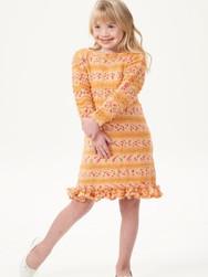 Blended Color Dress