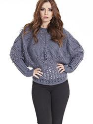 Flared Sweater