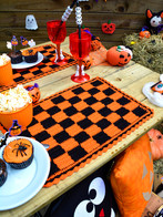 Placemat for Halloween