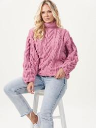 Comfy Turtleneck Pullover