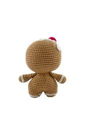 Color 05 - Gingerbread man
