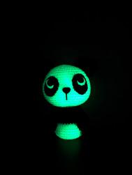 Glowing Panda