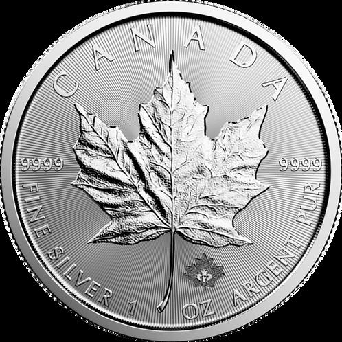 Ag Silver Maple Leaf - 1ozt