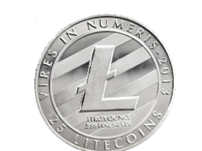LTC Litecoin - 1 Unit