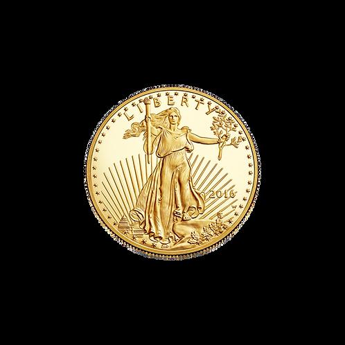 Au Gold American Eagle - 1/2ozt