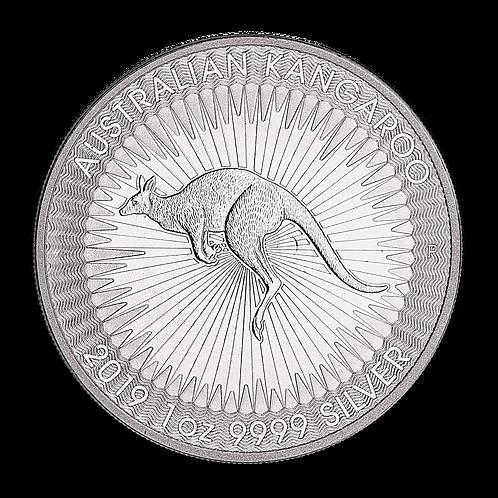 Ag Silver Kangaroo - 1ozt