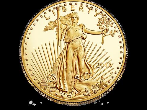 Au Gold American Eagle - 1ozt