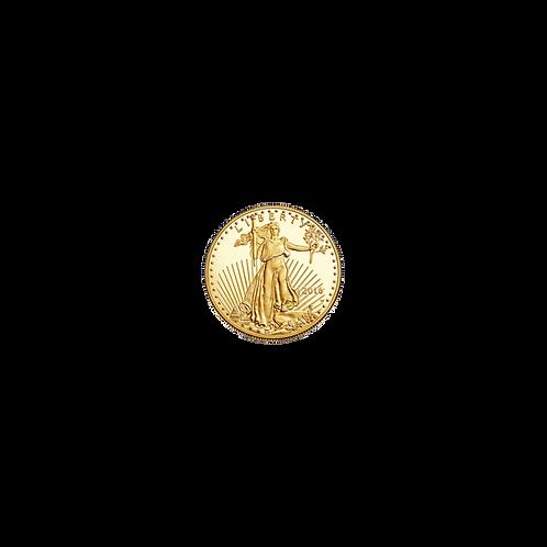 Au Gold American Eagle - 1/4ozt