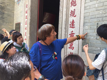 魯班廟復修之路