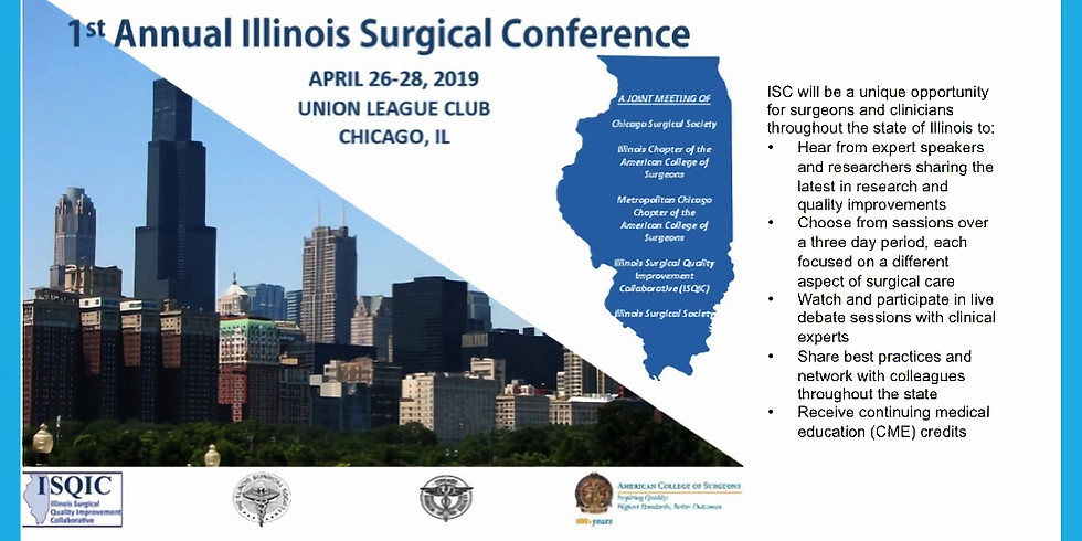 First Annual Illinois Surgical Conference