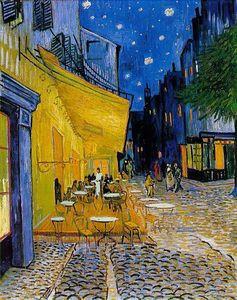 Do you own a Vincent Van Gogh print?