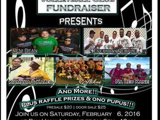 Pau Hana Fundraiser-Feb 6, 2016