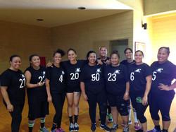 PA Womens Team Five-O