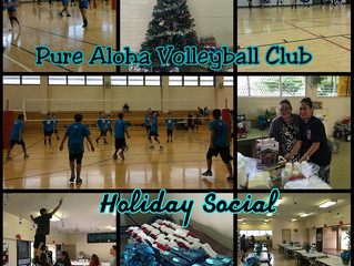 Serv-a-thon and Christmas Social