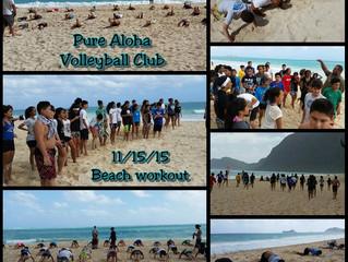 Pure Aloha Juniors 1st Social