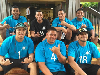 Pure Aloha Mens BB