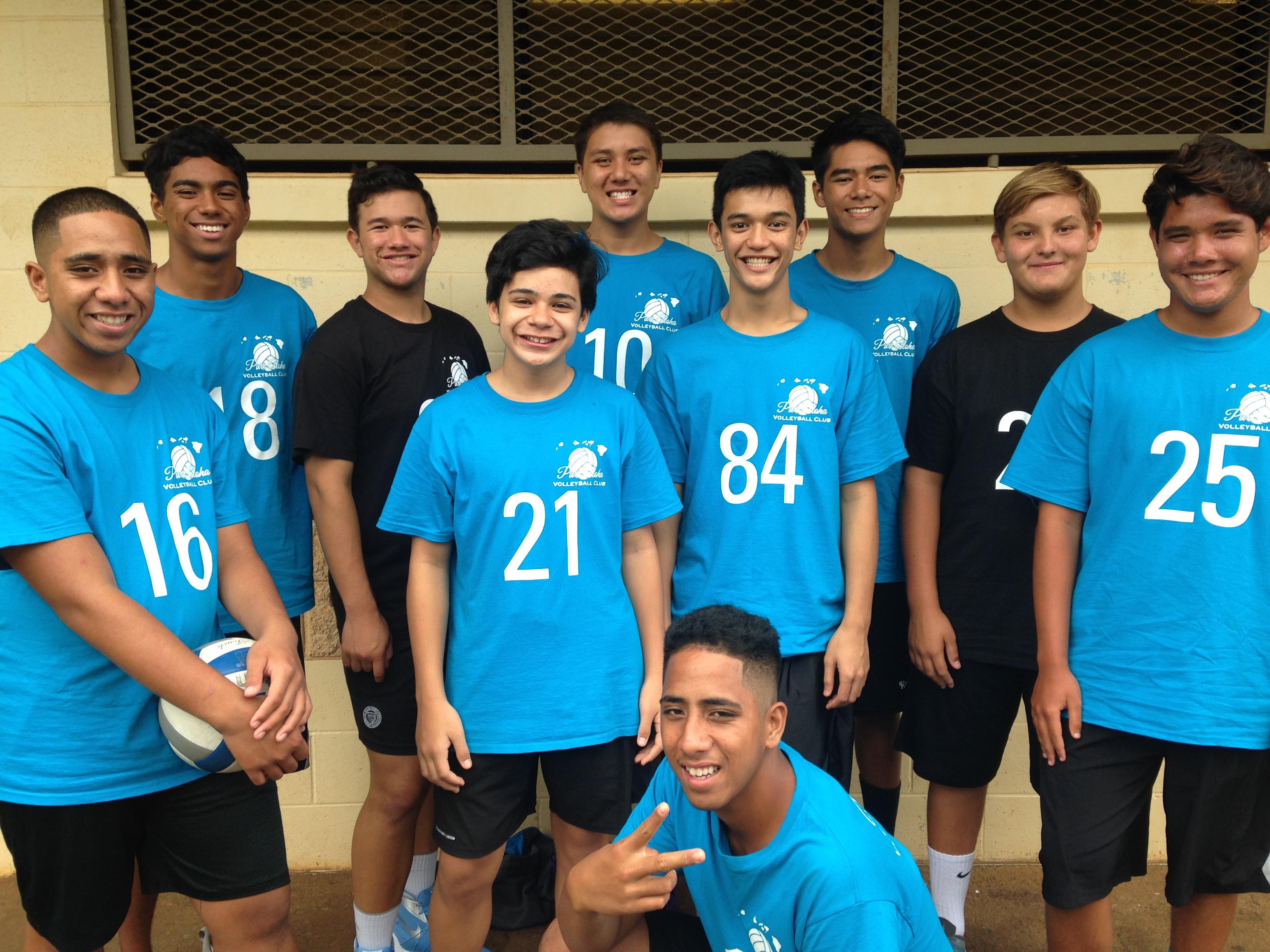 PA HS Boys