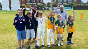 Double success for under-9s