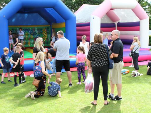 Anniversary Gala raises £2400