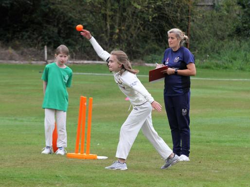 Teams enjoy U10s cricket festival