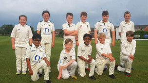 Photos of u11s in action